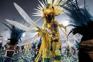 Brazil celebrates Carnival