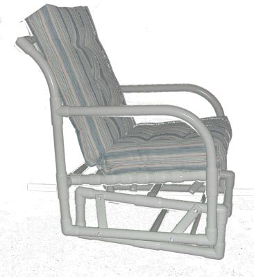 topic pvc glider chair plans  remember