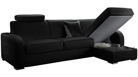canapé angle noir pas cher photos canapé d 39 angle convertible noir pas cher