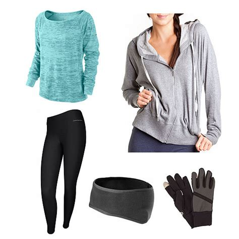Workout Clothes to Wear in Winter | POPSUGAR Fitness Australia