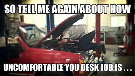 25+ Best Ideas About Mechanic Humor On Pinterest