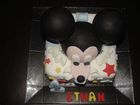 mickey pate a sucre un mickey pour ethan ma bo 238 te 224 g 226 teau cake