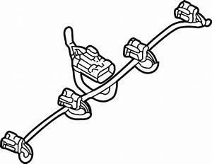 Gmc Savana 2500 Wire  Plug  Set