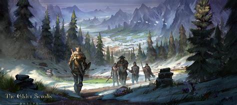Skyrim Online Elder Scrolls Fandom Powered By Wikia