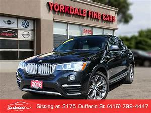 Used 2017 BMW X4 For Sale in Barrie, ON CarGurus
