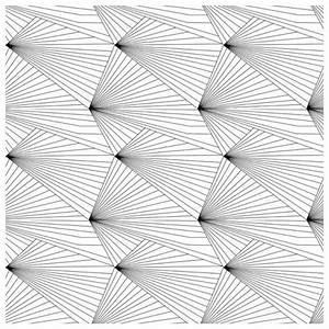 Papier Peint Rayé Noir Et Blanc : papier peint graphique noir et blanc max min ~ Dailycaller-alerts.com Idées de Décoration