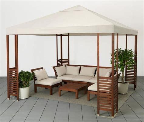 Ikea Gazebi Gazebo Ikea Outdoor Moderno Gazebo E Tende Da Sole