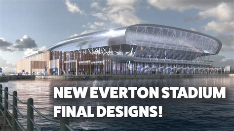 everton submits planning application  proposed