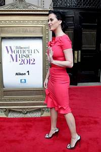 katy perry at the billboard in luncheon in new