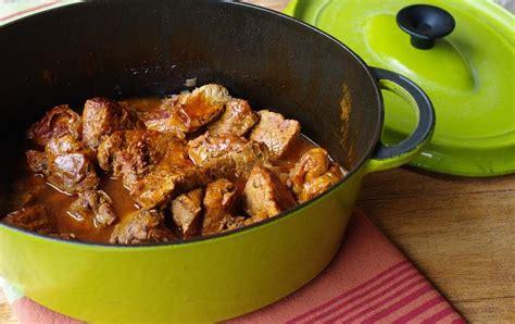 recette saute de veau au paprika