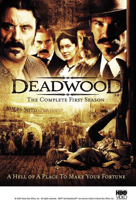Deadwood DVD Release Date