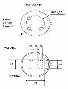 pir325 datasheet pir325 pdf pinouts circuit etc With control circuit pir 325 pir circuit pyroelectric sensor circuit pir325