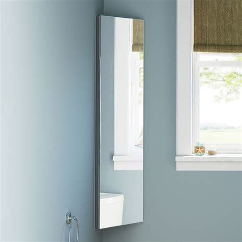 Bathroom Mirror Units by Best 25 Corner Mirror Ideas On