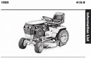 Tractor 1985 416-8 Wiring Detailed Pdf