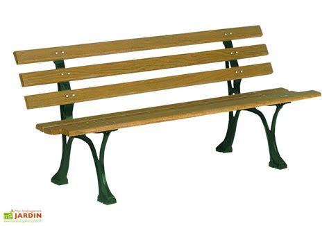 banc en bois de jardin banc de jardin banc design mon am 233 nagement jardin