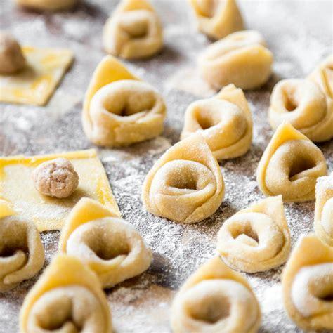 tortellini selber machen kochen wie eine italienische nonna