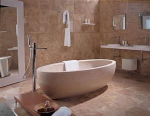 Marbre Salle De Bain : photo guide de la salle de bain baignoire en marbre ~ Dailycaller-alerts.com Idées de Décoration