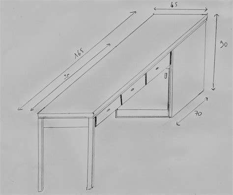 fabriquer un plan de travail pour cuisine plan de travail sur pied cuisine fabriquer une table plan
