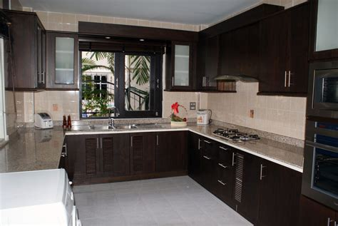 European Kitchen Cabinets Dark — Home Ideas Collection