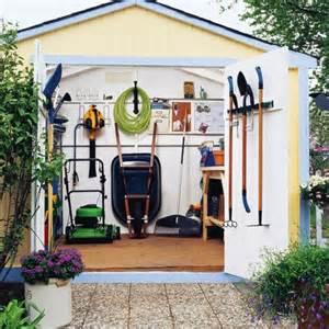 space saving kitchen furniture 33 practical garden shed storage ideas digsdigs