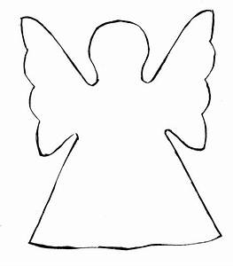 1000 images about angels on pinterest angel cut outs With cut out character template