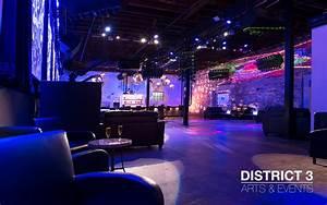 The Venue - District3 Event Center - Tampa, FL