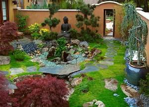 Asian garden decorating ideas garden decoration ideas for Japanese landscape design ideas