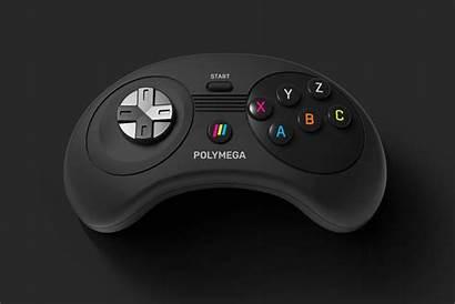 Console Retro Polymega Modular Gaming Classic Controller
