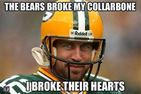 Packers Bears Memes - nfl memes packers vs bears nfl pinterest packers