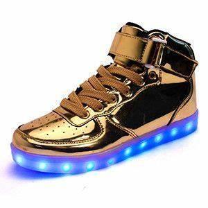 STOCK ITEM quality 8 Colors led Shoes 2016 Autumn Winter