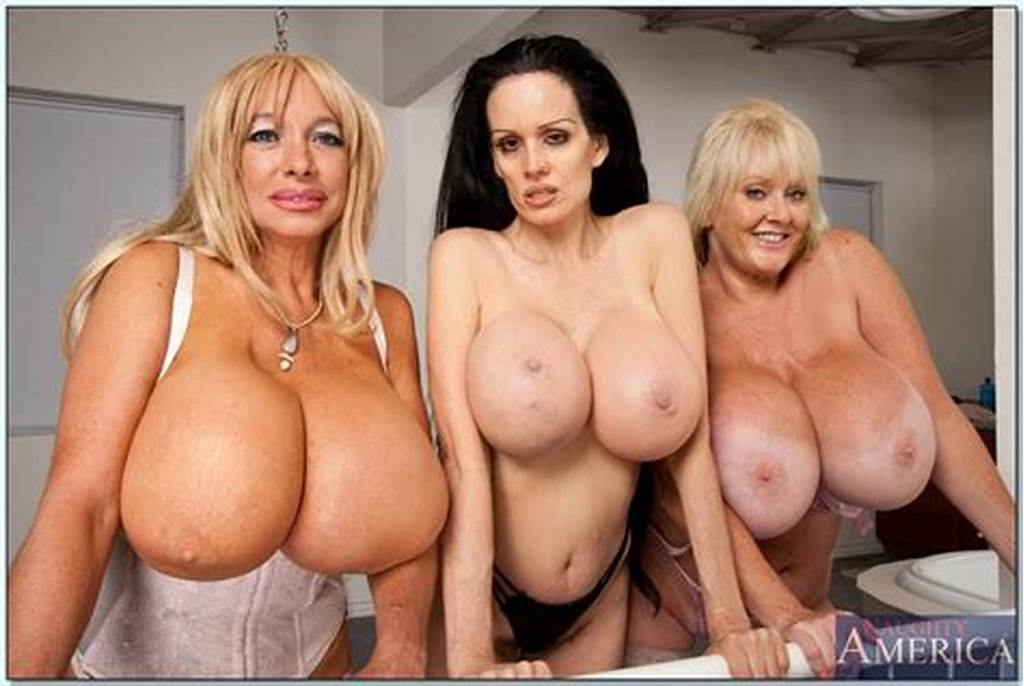 #Three #Mature #Hotties #Revealing #Chubby #Juggs #And #Tight