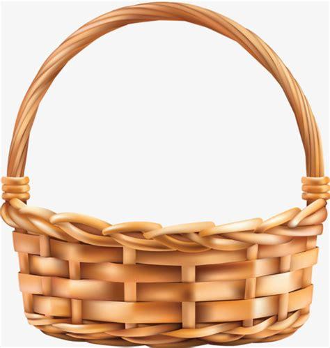 Get free empty easter basket clipart svg file. Basket clipart wooden basket, Basket wooden basket ...