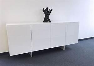 Sideboard Für Schlafzimmer : schlafzimmer komplett in weissem hochglanz lack rechteck ~ Lateststills.com Haus und Dekorationen