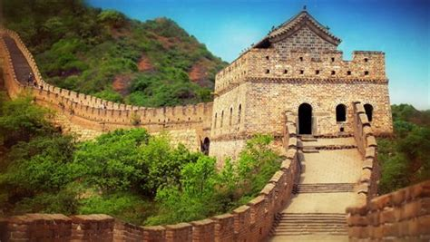 The Great Wall Of China Explore The Wonder Of The World