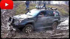 Toyota Prado 150 & Toyota Prado 120 [Off-Road 4x4] - YouTube