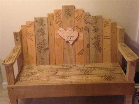 17 Best Ideas About Wedding Bench On Pinterest Standard