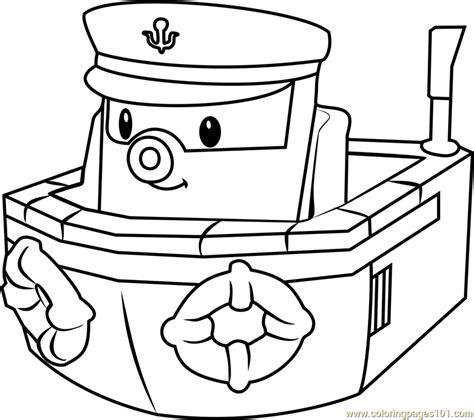 robocar poli drawing  getdrawingscom