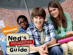 So  Ned From  U0026quot Ned U0026 39 S Declassified School Survival Guide U0026quot  Is