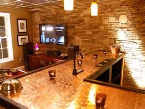 DIY Man Cave Bar