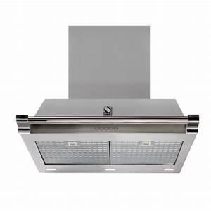 Hotte Aspirante 70 : hotte aspirante steel ascot 70 dcharby ~ Premium-room.com Idées de Décoration