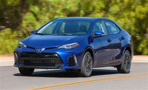 2017 Toyota Corolla First Drive