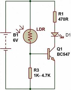 Ldr Schematic Diagram