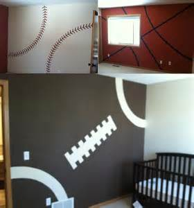 Sports Room Paint Ideas