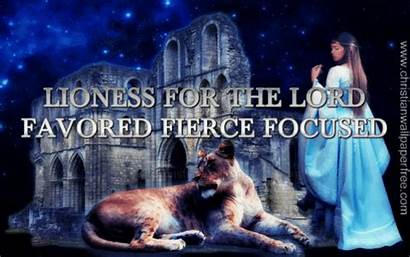 Lioness Christian Lord Christianwallpaperfree Jesus God