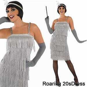 20s fancy dress mens ladies 1920s gangster costume With robe 1920 femme