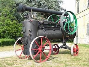 Materiel Agricole Ancien : moteur vapeur pour petite embarcations ~ Medecine-chirurgie-esthetiques.com Avis de Voitures