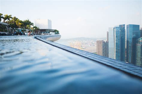 Hotel Review The Marina Bay Sands Singapore