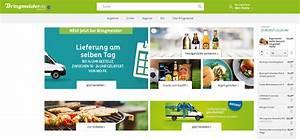 Lieferung Deutschland Rechnung Ausland : bringmeister liefert jetzt am selben tag ~ Themetempest.com Abrechnung