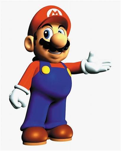 Mario Artwork Nintendo Fantendo Presenting Transparent Clipart