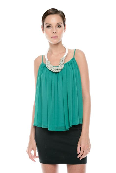 swing blouses ark co spaghetti swing top from by gallery
